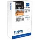 Epson T7011 C13T70114010 оригинальный струйный картридж 3 400 страниц, черный