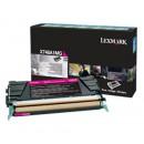 Lexmark X746A1MG оригинальный лазерный картридж 7 000 страниц, пурпурный