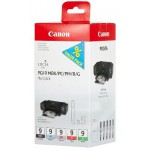 Canon PGI-9 MBK/PC/PM/R/G