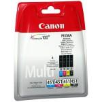 Canon PGI-451Bk/C/M/Y