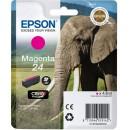 Epson 24 C13T24234010 оригинальный струйный картридж 500 страниц, черный