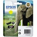 Epson 24 C13T24244010 оригинальный струйный картридж 500 страниц, черный