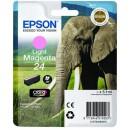Epson 24 C13T24264010 оригинальный струйный картридж 500 страниц, черный