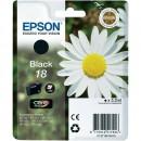 Epson 18 C13T18014010 оригинальный струйный картридж 175 страниц,