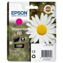 Epson 18 C13T18034010 оригинальный струйный картридж 175 страниц, черный