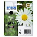 Epson 18 C13T18114010 оригинальный струйный картридж 470 страниц, черный