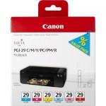 Canon PGI-29C/M/Y/PC/PM/R