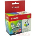 Canon BCI-24Cl Twin
