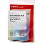 Canon CLI-8 BK/C/M/Y