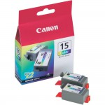 Canon BCI-15COLOR TWIN