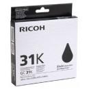 Ricoh 31K оригинальный струйный картридж 1 920 страниц, черный