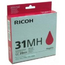Ricoh 31MH оригинальный струйный картридж 4 000 страниц, пурпурный
