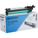 Sharp AL-100DR оригинальный фотобарабан 18 000 страниц, черный