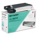 Sharp AL-100TD оригинальный лазерный картридж 6 000 страниц, черный