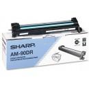 Sharp AM-90DR оригинальный фотобарабан 20 000 страниц, черный
