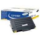 Samsung CLP-510D2Y оригинальный лазерный картридж 2 000 страниц, пурпурный