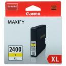 Canon PGI-2400XL Y оригинальный струйный картридж 1 520 страниц, пурпурный