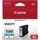 Canon PGI-1500XL C оригинальный струйный картридж 1 020 страниц, голубой
