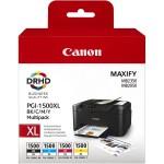 Canon PGI-1500XL Bk/C/M/Y