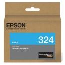 Epson T3242 T324220 оригинальный струйный картридж 14 мл, черный