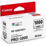 Canon PFI-1000PGY