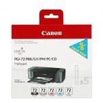 Canon PGI-72PBK/GY/PM/PC/CO