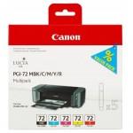 Canon PGI-72MBK/C/M/Y/R
