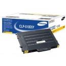 Samsung CLP-510D5Y оригинальный лазерный картридж 5 000 страниц, пурпурный