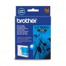 Brother LC-1000C оригинальный струйный картридж 500 страниц, голубой