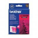 Brother LC-1000M оригинальный струйный картридж 500 страниц, пурпурный