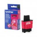 Brother LC-900M оригинальный струйный картридж 500 страниц, пурпурный