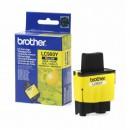 Brother LC-900Y оригинальный струйный картридж 500 страниц, жёлтый