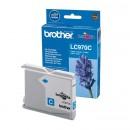 Brother LC-970C оригинальный струйный картридж 300 страниц, голубой