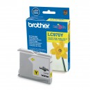 Brother LC-970Y оригинальный струйный картридж 300 страниц, жёлтый