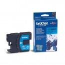 Brother LC-980C оригинальный струйный картридж 300 страниц, голубой