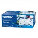 Brother TN-135C оригинальный тонер картридж 4000 страниц, голубой