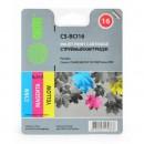 Cactus CS-BCI16 совместимый струйный картридж 199 страниц, цветной (3-х цветный)