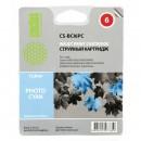Cactus CS-BCI6PC совместимый струйный картридж 12 мл., светло-голубой