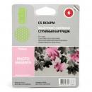 Cactus CS-BCI6PM совместимый струйный картридж 12 мл., светло-пурпурный