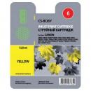 Cactus CS-BCI6Y совместимый струйный картридж 12 мл., желтый