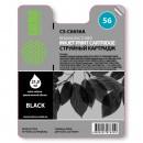 Cactus CS-C6656A совместимый струйный картридж 20 мл., черный