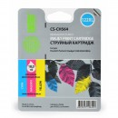 Cactus CS-CH564 совместимый струйный картридж 18 мл., цветной (3-х цветный)