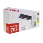 Canon Cartridge 707Y