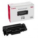 Canon 710 оригинальный лазерный картридж 6000 страниц, чёрный