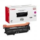 Canon 732M оригинальный лазерный картридж 6400 страниц, пурпурный