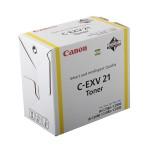 Скупка картриджа C-EXV21Y