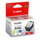 Canon CL-446XL оригинальный струйный картридж 300 страниц, цветной