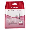Canon CLI-521M оригинальный струйный картридж 535 страниц, пурпурный