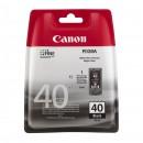 Canon PG-40 оригинальный струйный картридж 330 страниц, чёрный