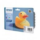 Epson T0556 Multipack оригинальный струйный картридж , комплект 4 цветный